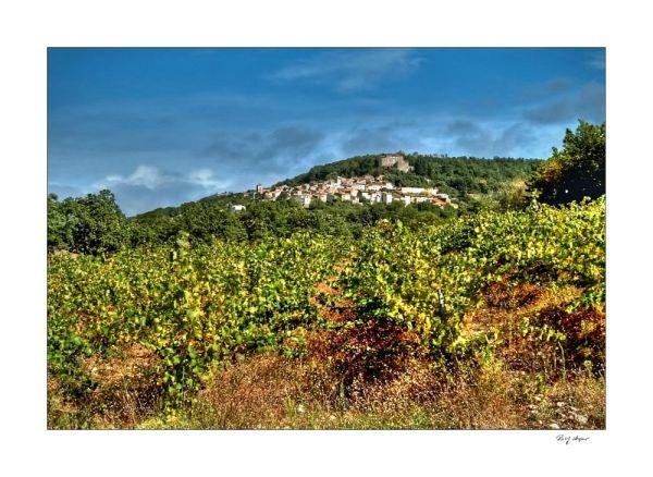 Un petit village en Provence