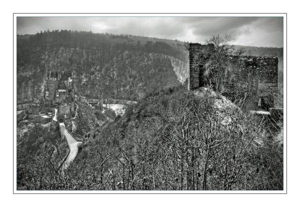 Burg Eltz und Trutzeltz
