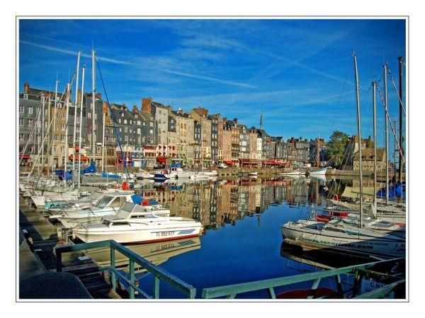 Wonderful Marina (Honfleur)