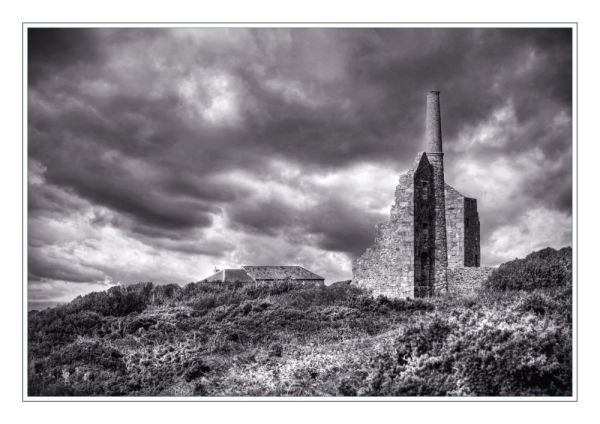 Cornish Tinmine