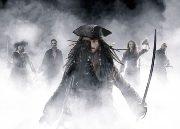 Captain Ralph Sparrow