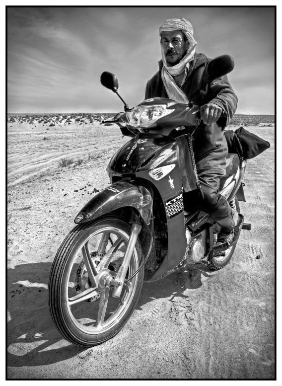 Tuareg On Ride