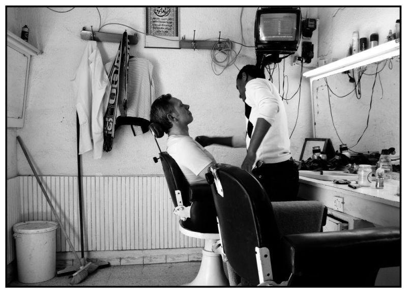 Friseur in Tozeur