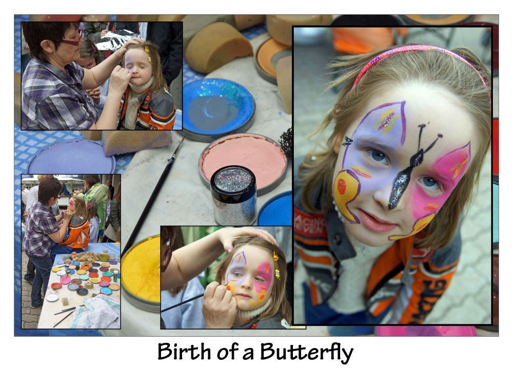 Birth Of A Butterfly