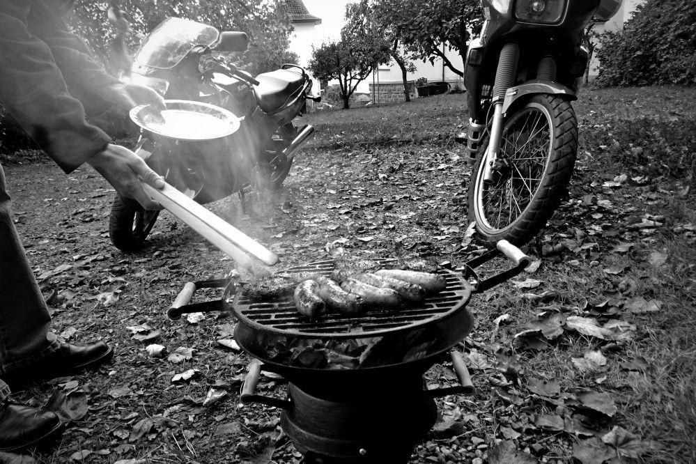Sausages & Riceburners