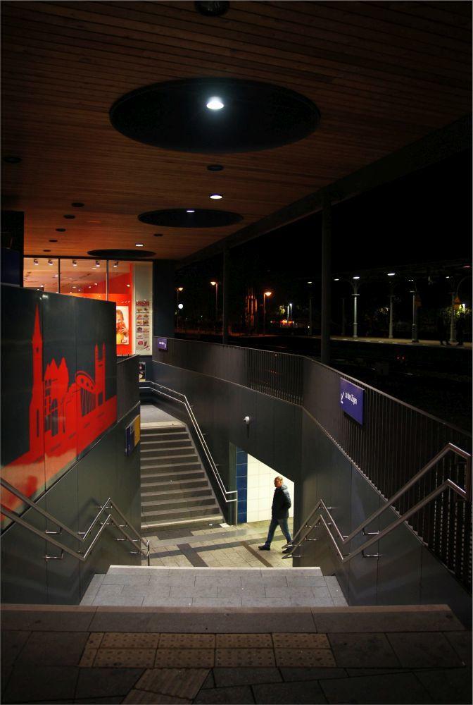 Unterführung Bahnhof Unna