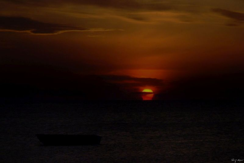 Trivial Sunset