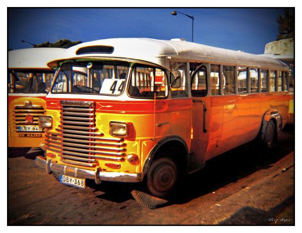 Malta Bus
