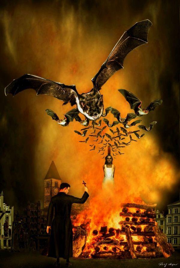 Malleus Maleficarum ~ The Inquisitor