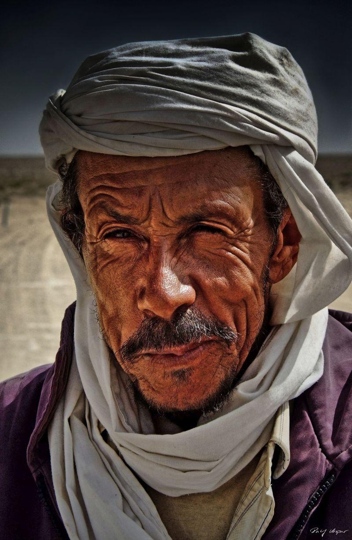 Desert Face