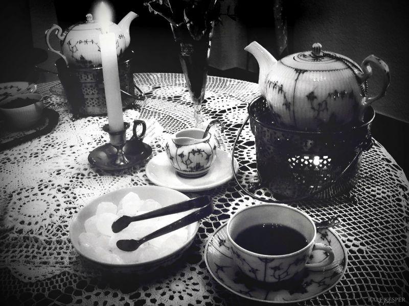 Sunday Teatime In Friesland