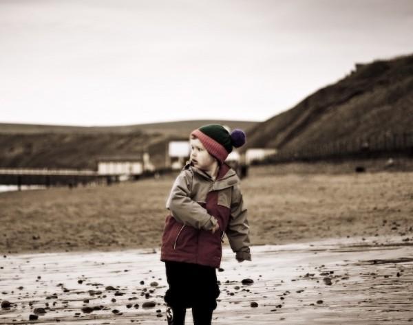Run, beach, saltburn