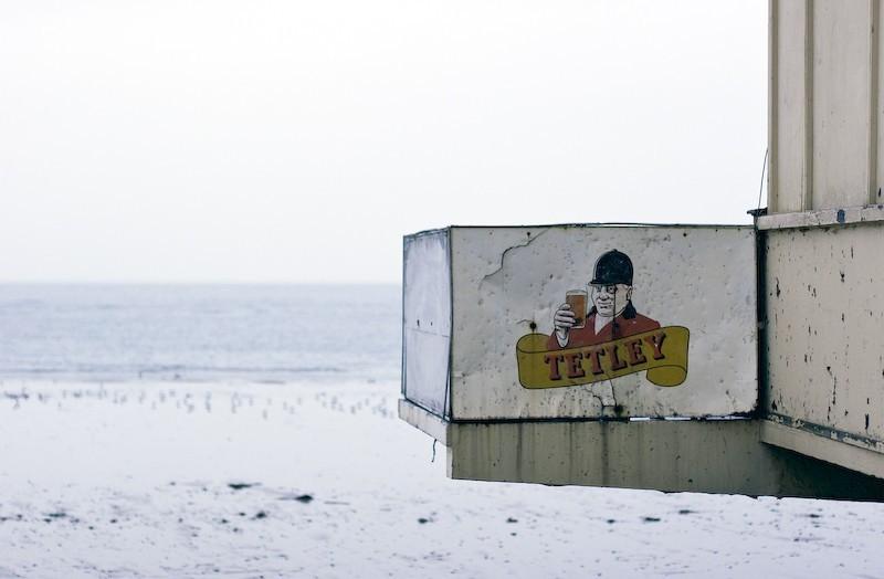 redcar, tetley, beach