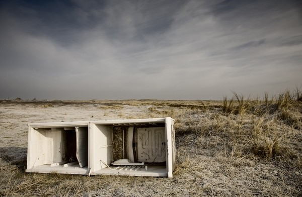 fridge south gare sand dunes