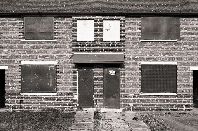 middlesbrough house derelict