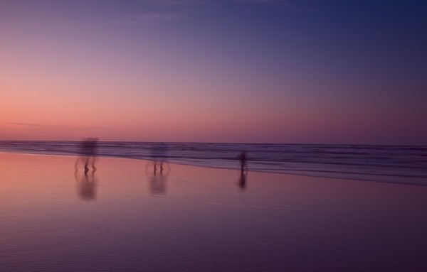 movement sunset saltburn