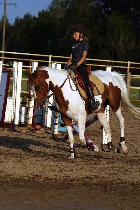 Horseback riding at Niitvälja II