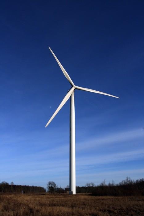 Windpark at Pakri Peninsula