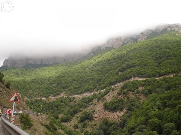 Chalous Road