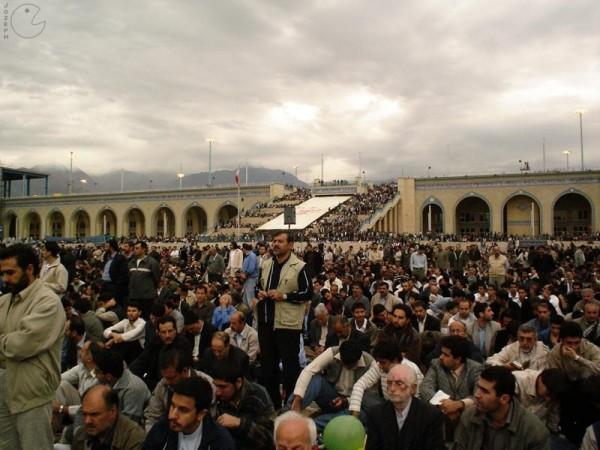 Fetr Praying Ceremony