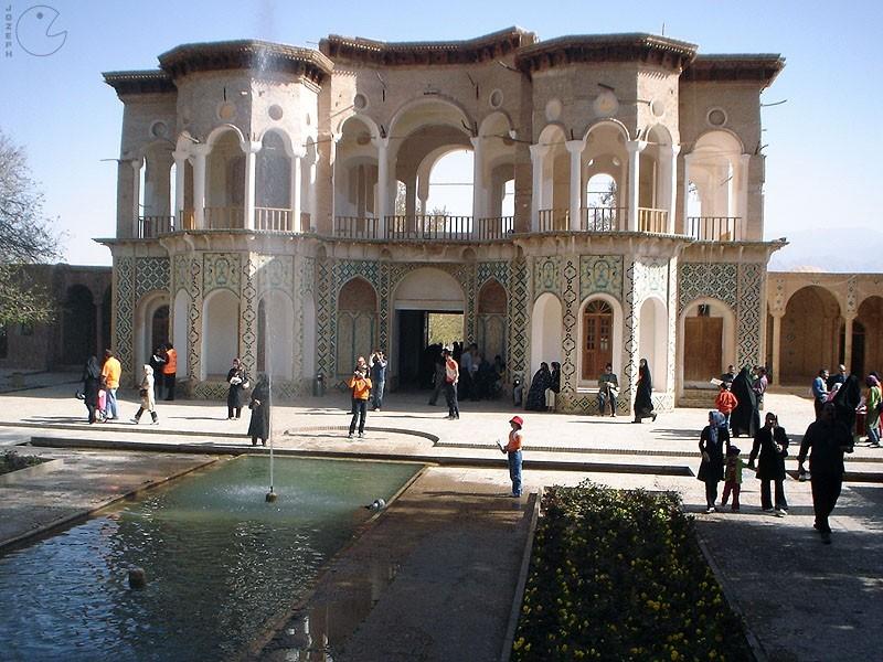 Shahzadeh Garden in Mahan