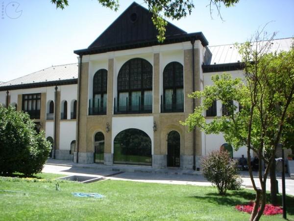 Sahebqaranieh Palace