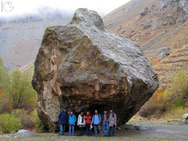 Huge Rock