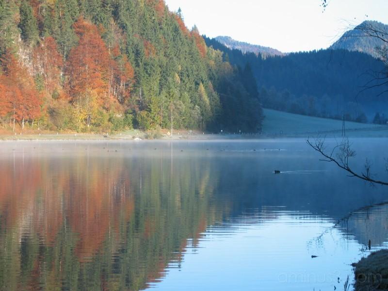 Autumn in Austria, Pillersee