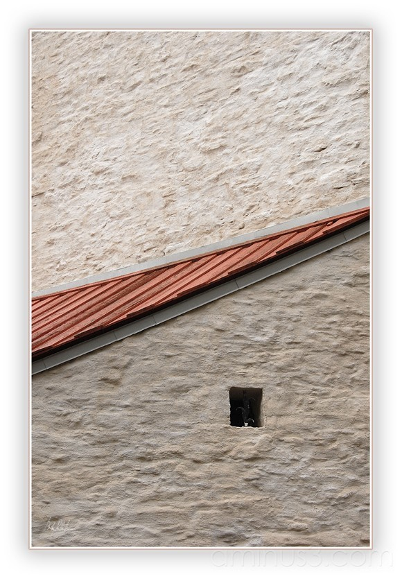 Small roof