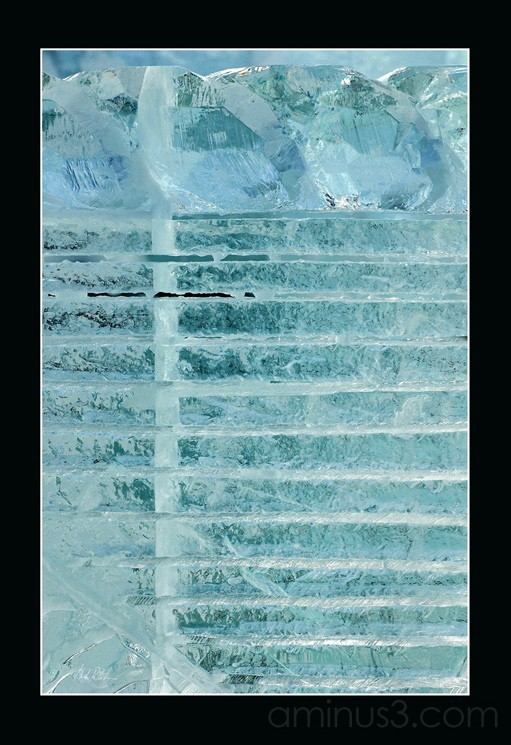 Ice stair