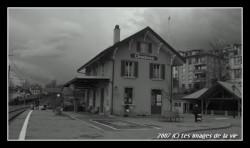 Gare de chexbres