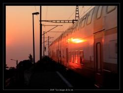 couché de soleil - Sunset