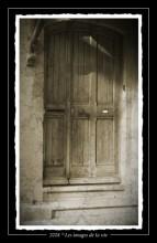 Vieille porte d'entrée !