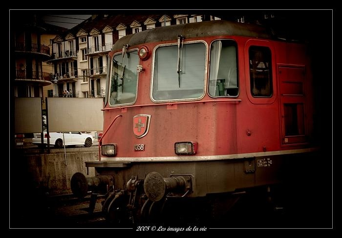 Locomotive des cff