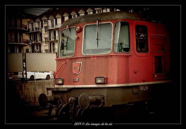 Locomotive des cff