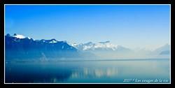 Lac Léman - Lake Geneva