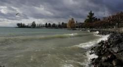 The Lake Geneva-lac Léman-suisse