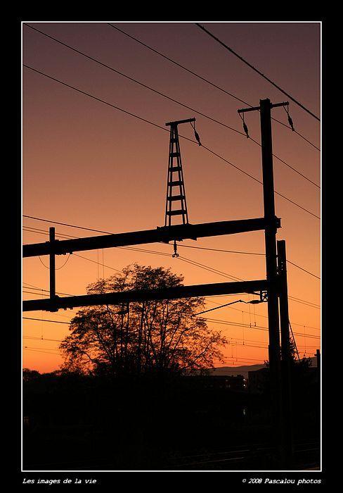 Sunset modern.