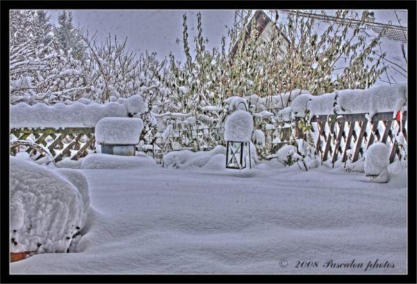 And it always snow on Savigny!