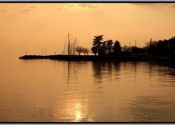 Lutry au bors du lac léman.