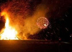 fireworks feux d'artifice