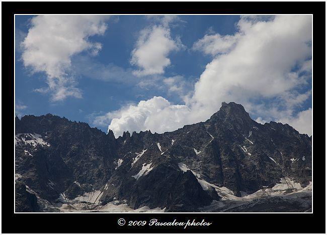 Le val ferret suisse.Swiss Val Ferret.