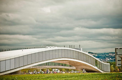 Rolex Learning Center EPFL Lausanne
