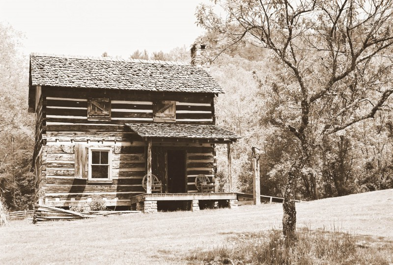 gladie cabin at red river gorge geological area