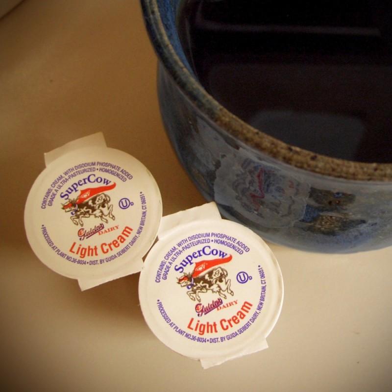 coffee mug wheel-thrown ceramics