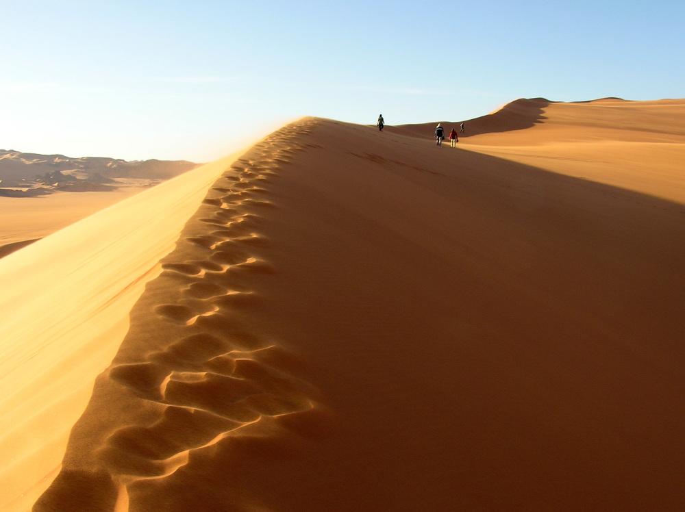 Dune of Tin Merzouga