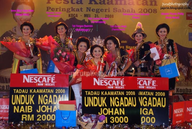 Unduk Ngadau 2008
