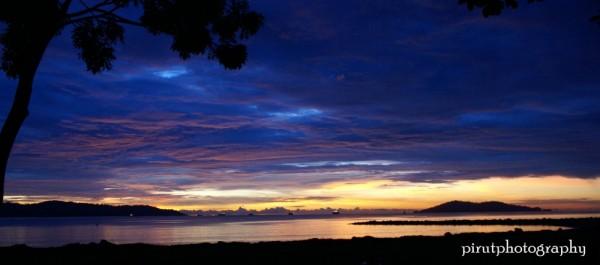 Tanjung Lipat Sunset