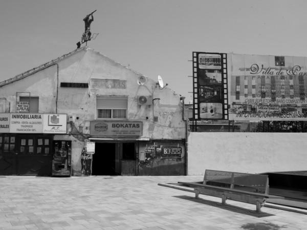 Village south of Madrid