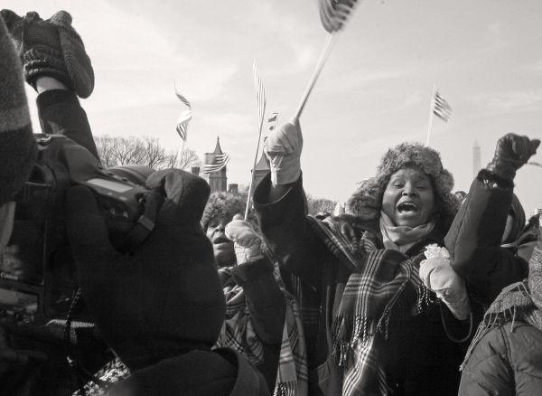 Inauguration Jubilation